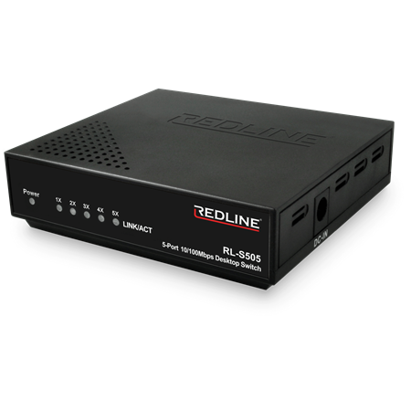Redline RL-S505 5 Port Switch